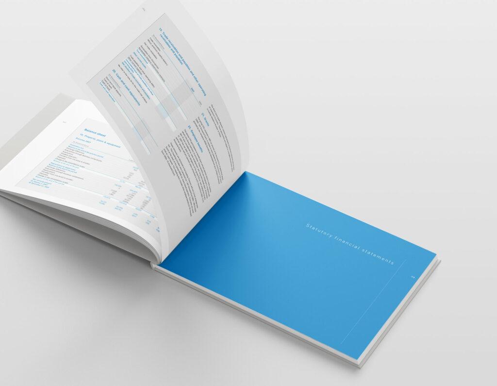 ontwerp jaarverslag